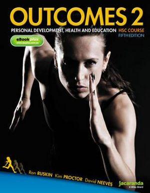 Cover of Outcomes 2 HSC Course 5E and EBookPLUS