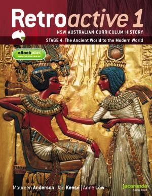 Cover of Retroactive 1 NSW Australian Curriculum History Stage 4