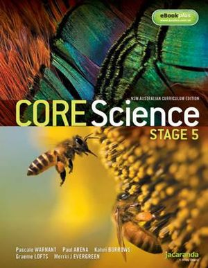 Cover of Core Science Stage 5