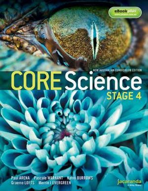 Cover of Core Science