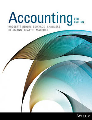 Cover of Accounting 9E Binder Ready Version