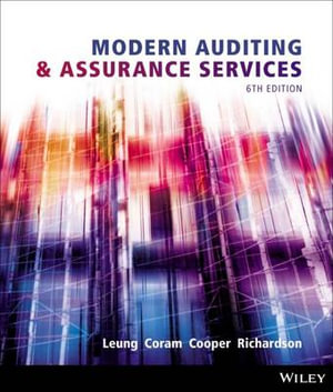 Cover of Modern Auditing & Assurance Services