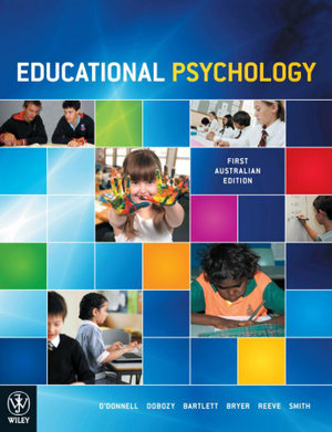 Cover of Educational Psychology First Australian Edition + Istudy Version 1 Registration Card