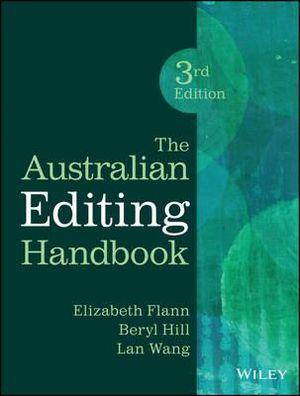 Cover of The Australian Editing Handbook