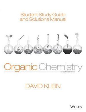 Cover of Student Study Guide and Solutions Manual to accompany Organic Chemistry