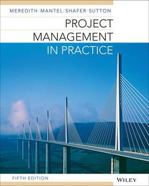 Cover of Project Management in Practice