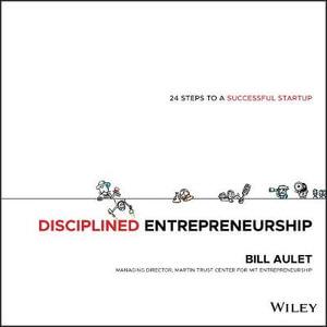 Cover of Disciplined Entrepreneurship