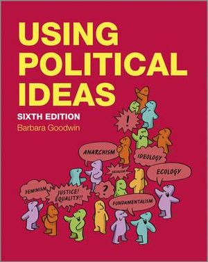 Cover of Using Political Ideas