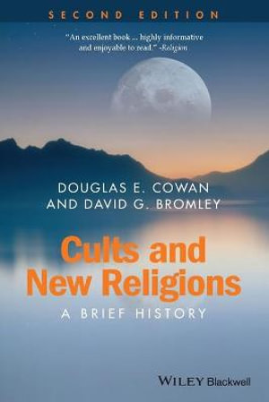 Cover of Cults and New Religions