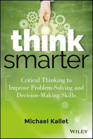Cover of Think Smarter