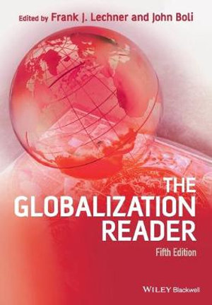 Cover of The Globalization Reader