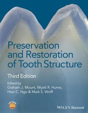 Cover of Preservation and Restoration of Tooth Structure
