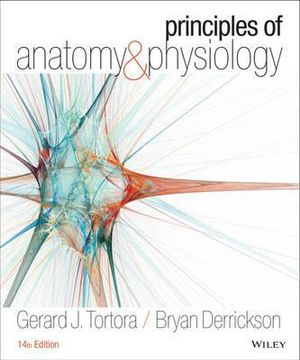 Cover of Principles of Anatomy and Physiology 14e with Atlas of the Skeleton Set