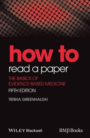 Cover of How to Read a Paper