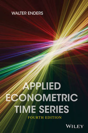 Cover of Applied Econometric Time Series