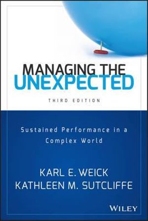 Cover of Managing the Unexpected