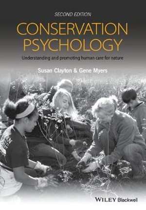 Cover of Conservation Psychology
