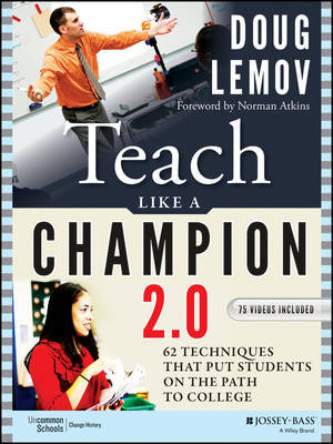 Cover of Teach Like a Champion 2.0