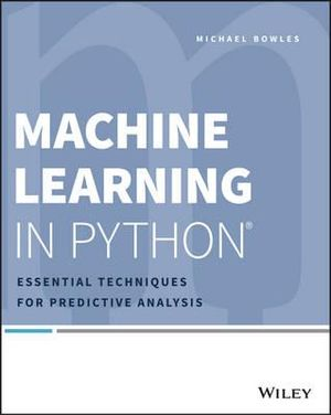 Cover of Machine Learning in Python