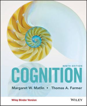 Cover of Cognition, Binder Ready Version