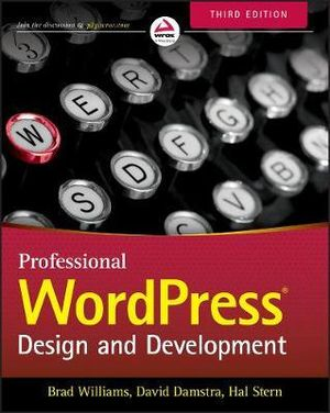 Cover of Professional WordPress