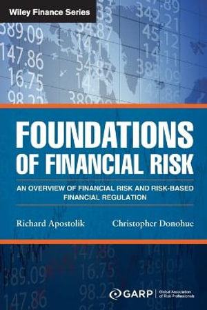 Cover of Foundations of Financial Risk