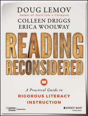 Cover of Reading Reconsidered