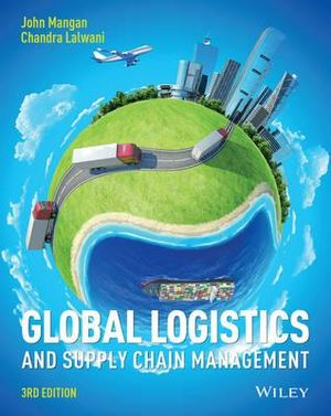 Cover of Global Logistics and Supply Chain Management