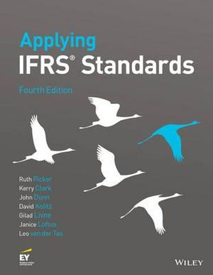 Cover of Applying International Financial Reporting Standards