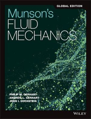Cover of Munson, Young and Okiishki′s Fundamentals of Fluid Mechanics