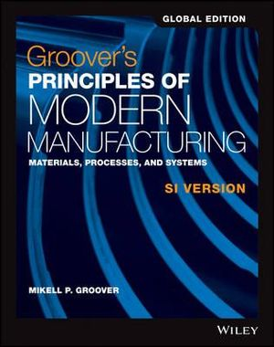 Cover of Principles of Modern Manufacturing