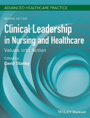 Cover of Clinical Leadership in Nursing and Healthcare