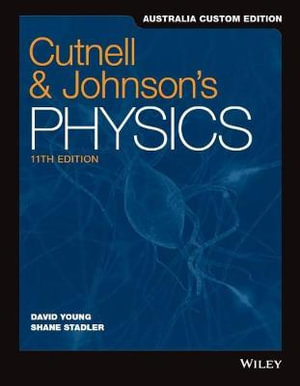 Cover of Physics, 11e Australia and New Zealand Edition