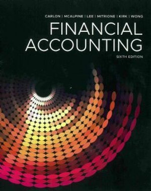 Cover of (Aucs) Financial Accounting Hybrid for Australian and NZ Universities