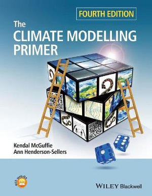 Cover of The Climate Modelling Primer