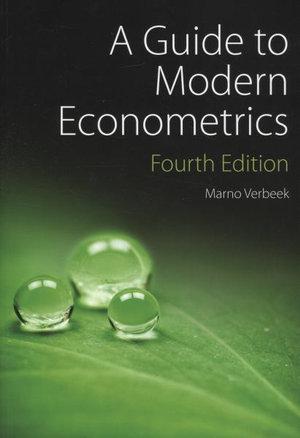 Cover of A Guide to Modern Econometrics