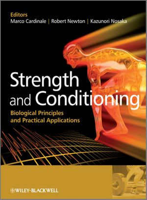Cover of Strength and Conditioning