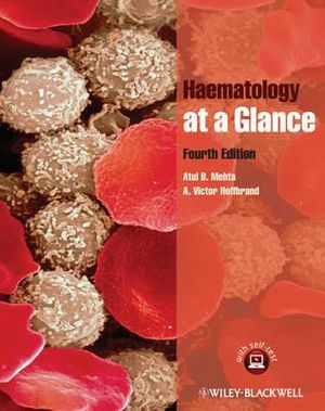 Cover of Haematology at a Glance