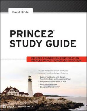 Cover of PRINCE2 Study Guide