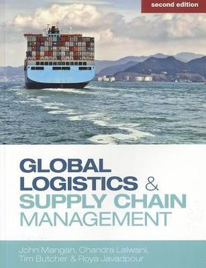 Cover of Global Logistics and Supply Chain Management 2E