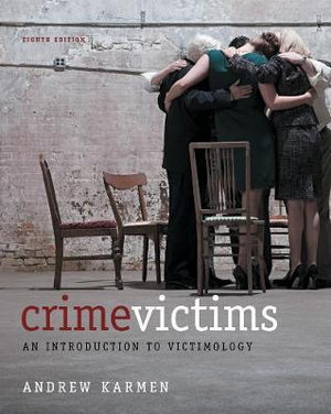 Cover of Crime Victims : An Introduction to Victimology
