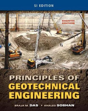 Cover of Principles of Geotechnical Engineering, SI Edition