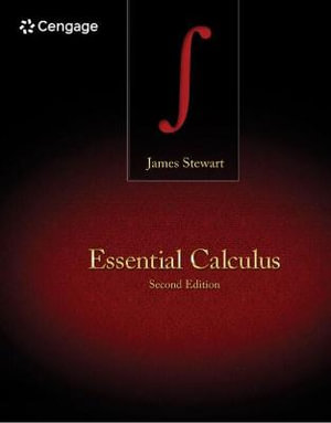 Cover of Essential Calculus