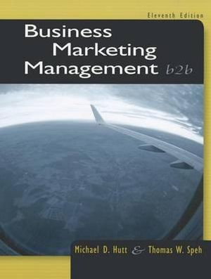 Cover of Business Marketing Management : B2B