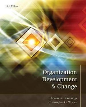 Cover of Organization Development and Change