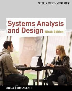 Cover of Systems Analysis and Design [With Access Code]