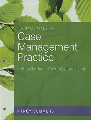 Cover of Fundamentals of Case Management Practice : Skills for the Human Services