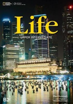 Cover of Life Upper Intermediate
