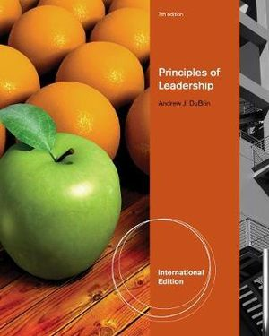 Cover of Principles of Leadership
