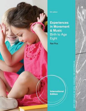 Cover of Experiences in Movement & Music